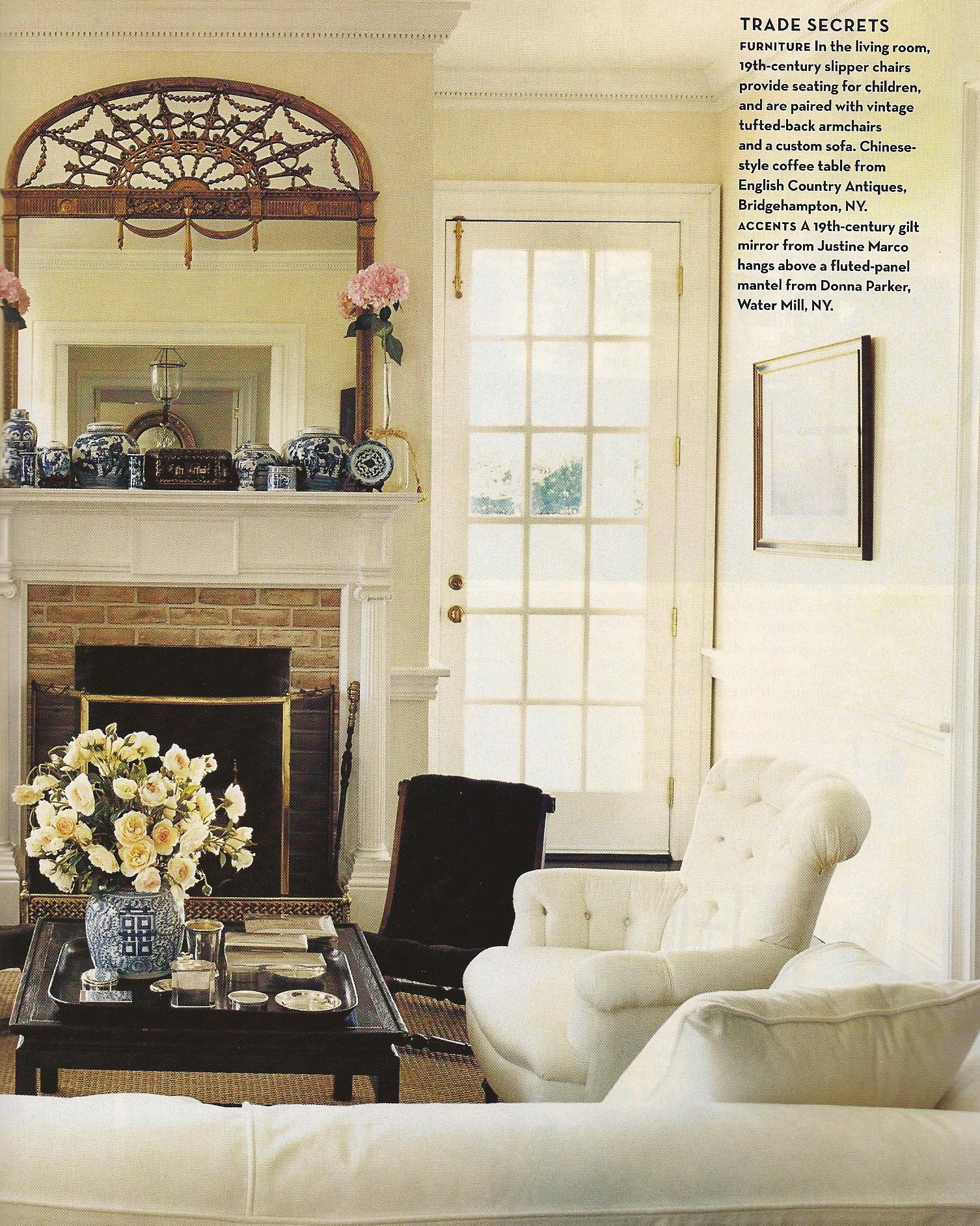 Ralph Lauren Hamptons House | Michael Penney Style