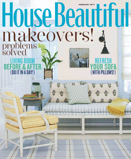 Gallery For House Beautiful Magazine Logo