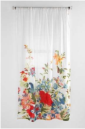 Punchy Shower Curtains From Urban Outfitters
