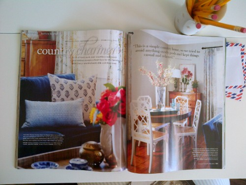 Penney & Company feature in Style At Home Magazine, June 2012