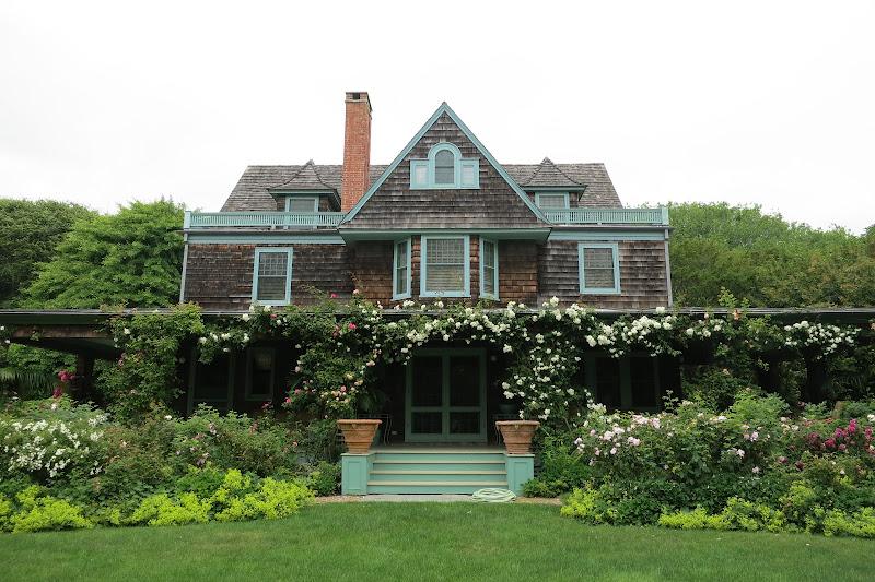 Martha Stewarts House In East Hampton
