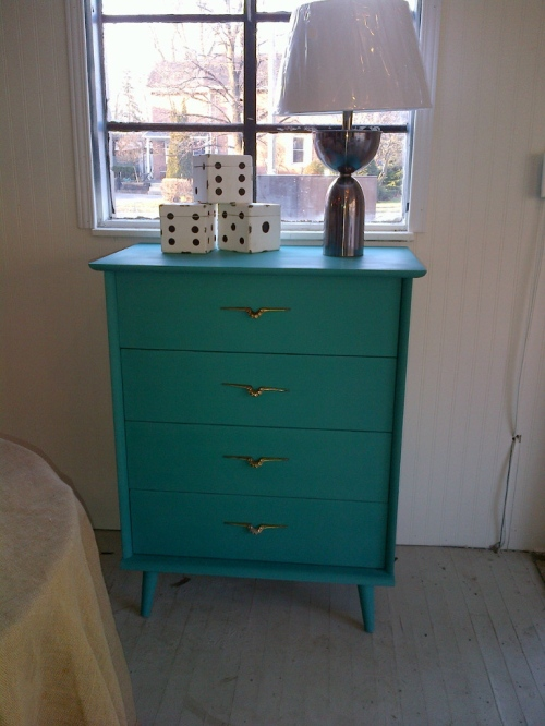 Penney & Co Midcentury Highboy $350