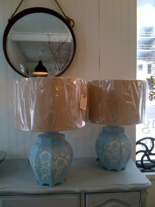 Penney & Co Vintage Table Lamps $