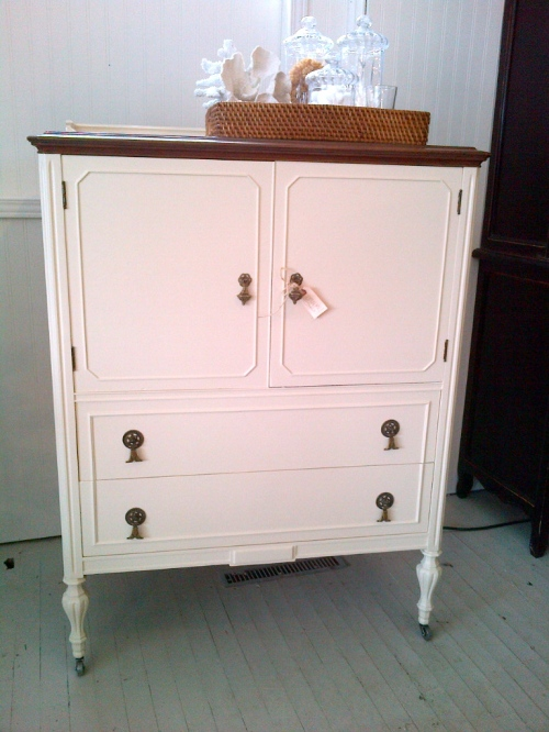 Penney & Co Vintage Highboy $