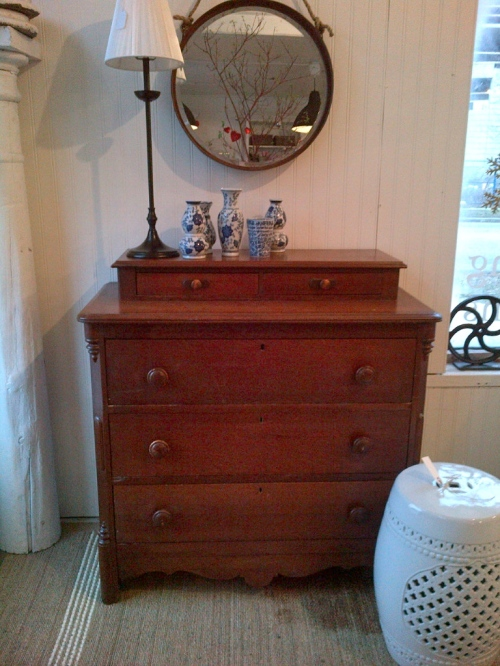 Penney & Co Antique Chest of Drawers $449
