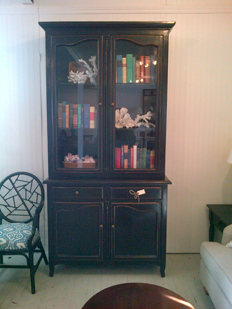 Penney & Co Painted Cabinet $