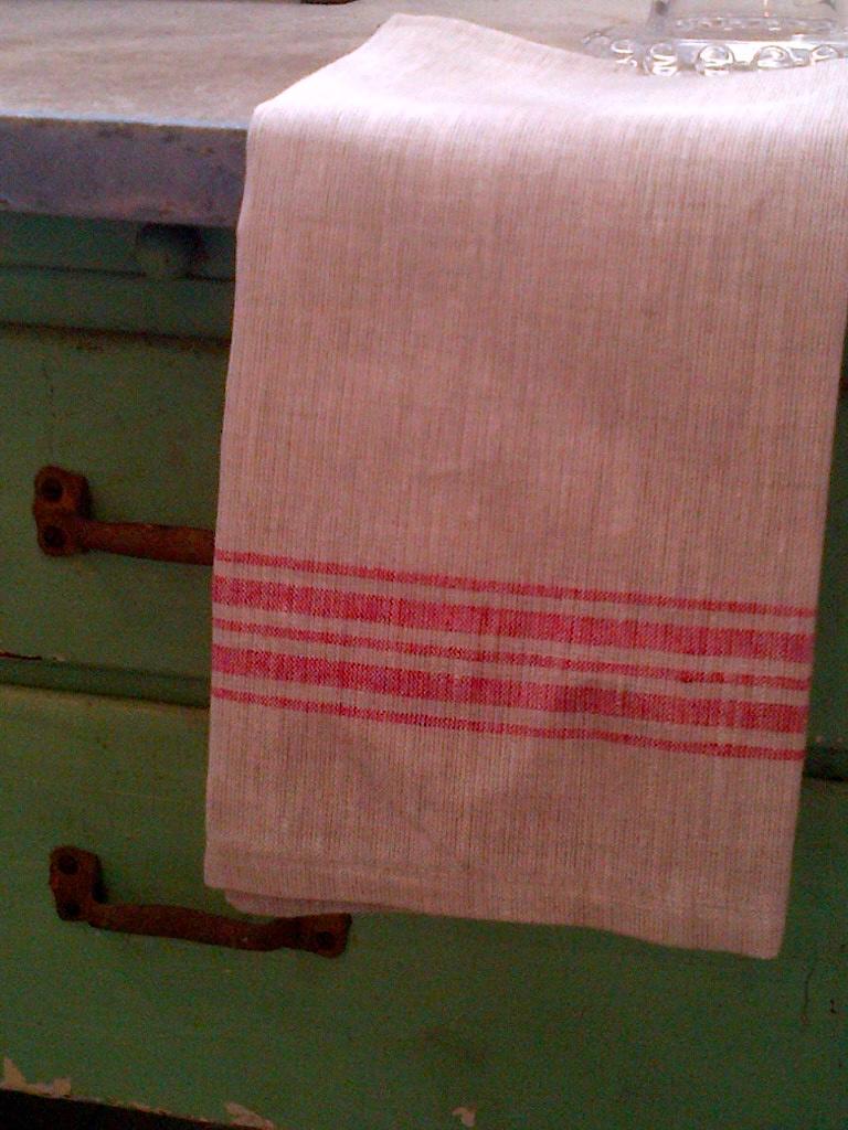 Penney & Co 100% Linen Tea Towels $