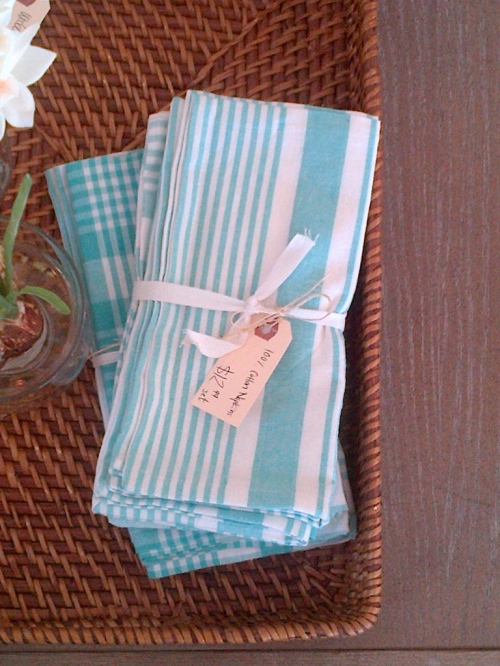 Penney & Co Cotton Napkins $