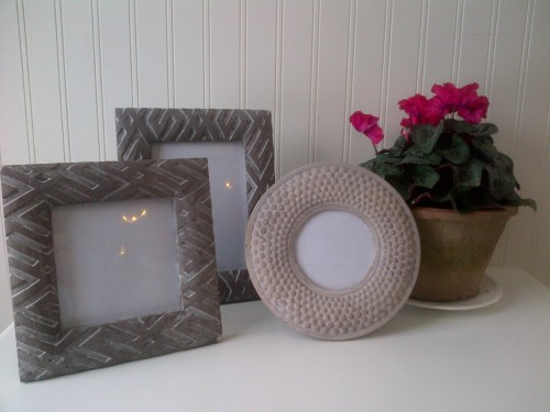 Penney & Co Stoneware Frames $