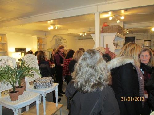 Cobi Ladner Visits Penney & Co