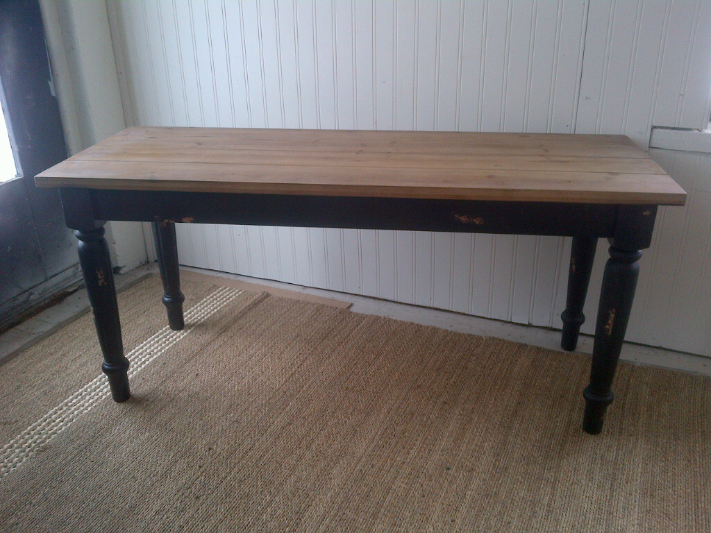 Penney & Co Bench/Coffee Table $
