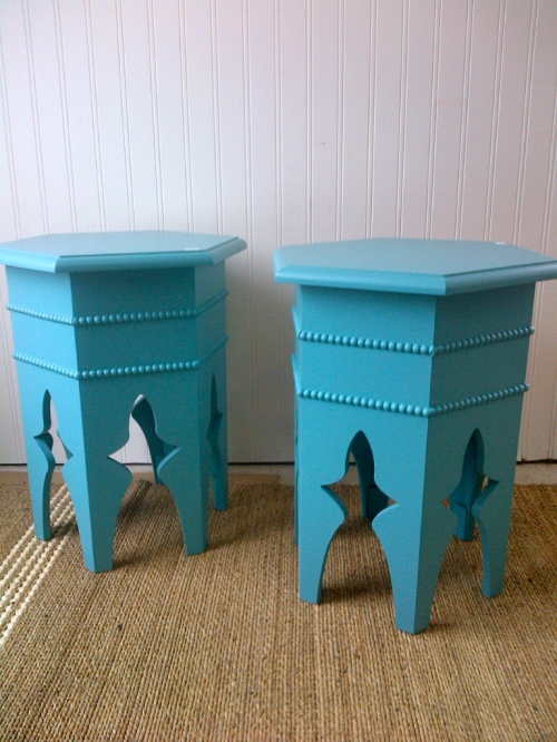 Penney & Co Moroccan Side Tables $159 each